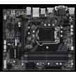 GIGABYTE GA-B250M-DS3H  LGA1151 ( B250 ) PCI-E Dsub+DVI+HDMI GbLAN SATA MicroATX 4DDR4