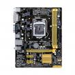ASUS H81M-K  LGA1150 < H81 > PCI-E Dsub+DVI GbLAN SATA MicroATX 2DDR-3