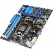 ASUS H61M-F LGA1155 (H61) PCI-E Dsub+DVI GbLAN SATA MicroATX 2DDR3