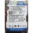 HDD 250 Gb SATA-II 300 Western Digital Scorpio Blue (WD2500BEVT) 2.5