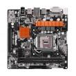ASRock H110M-DGS LGA1151 < H110 > PCI-E DVI GbLAN SATA MicroITX 2DDR4