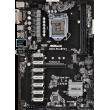 ASRock H110 PRO BTC+ LGA1151 < H110 > PCI-E DVI GbLAN SATA ATX 2DDR4