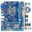 GIGABYTE GA-B75M-D2V rev1.0 LGA1155 < B75 > PCI-E+Dsub+DVI+GbLAN SATA MicroATX 2DDR3