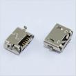 Разъем Micro USB 5pin Socket 4 для Asus K012 Fonepad 7 FE170