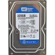 HDD 320 Gb SATA150 Western Digital Caviar Blue < WD3200AAJB > 3.5