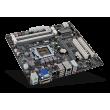 EliteGroup H61H2-M v1.0 LGA1155 H61 PCI-E+Dsub DVI+LAN MicroATX 4DDR3