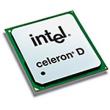 CPU Intel Celeron D 320 2.4 ГГц / 1core / 256K / 73 Вт / 533МГц 478-PGA