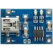 Модуль заряда аккумулятора TPS4056 1A