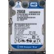 HDD 250 Gb SATA150 Western Digital Scorpio Blue (WD2500BEVS) 2.5