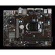 MSI B85M Pro-VD LGA1150 (B85) PCI-E Dsub+DVI GbLAN SATA MicroATX 2DDR3