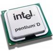 CPU Intel Pentium D 805 2.66 ГГц / 2core / 2Мб / 95 Вт / 533МГц LGA775