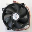 GlacialTech < Igloo 2421> Cooler (370 / A(462), 26дБ, 2400об / мин, Al)