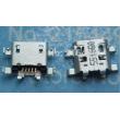 Разъем Micro USB 5pin Socket 6 для LENOVO A8-50 A5500 A5500H