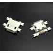 Разъем Micro USB 5pin Socket 4