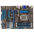 ASUS P8H77-V LE LGA1155 < H77 > 2xPCI-E+Dsub+DVI+HDMI+GbLANSATA RAID ATX 4DDR-3