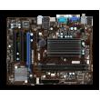 MSI C847MS-E33 (Celeron 847 CPU onboard) (Intel NM70) SVGA+HDMI GbLAN SATA MicroATX 2DDR3