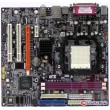 EliteGroup C51GM-M / L rev1.0 SocketAM2 <GeForce 6100> PCI-E+SVGA+LAN SATA RAID MicroATX 2DDR-II