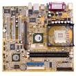 FIC P4M-800T Socket 478, VIA PT800, DDR400, FSB800, SATA, ATA133, Sound, LAN, mATX