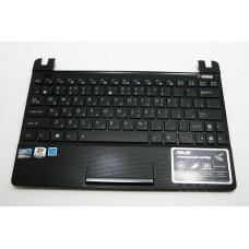 Верхняя панель с тачпадом и клавиатурой 13GOA3J2AP031-10 для ноутбука ASUS Eee PC X101H