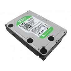 HDD 2 Tb SATA 6Gb / s Western Digital Green WD20EZRX 3.5