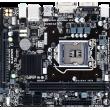 GIGABYTE GA-H110M-S2V rev1.0 LGA1151  ( H110 ) PCI-E Dsub+DVI GbLAN SATA MicroATX 2DDR4